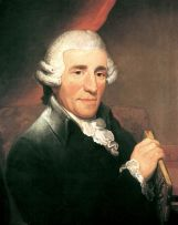Portrait of Joseph Haydn by Thomas Hardy