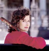 Guitarist Sharon Isbin, photo by J. Henry Fair